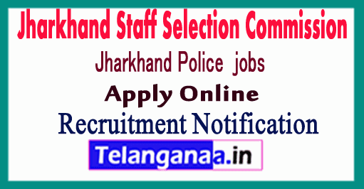 Jharkhand Staff Selection Commission JSSC Recruitment Notification