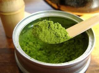 Green Tea Bubuk