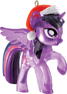 Twilight Sparkle MLP Cartlon Christmas Ornament