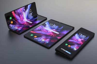 تقارير: سامسونغ تحضر هاتفين جديدن قابلين للطي
