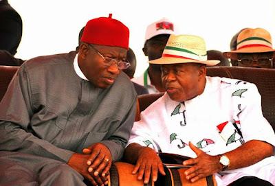 T.A Orji blasts Goodluck Jonathan