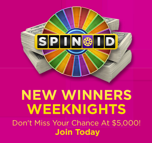 wheel of fortune spin id