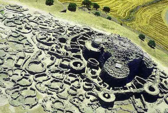 Mystery of Nuragic Civilization