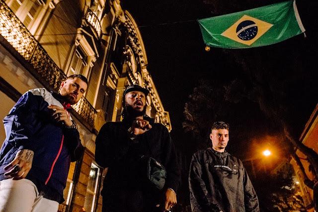 MãoLee une forças com BK e Filipe Ret em single de disco do produtor