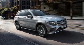 design esterni mercedes glc