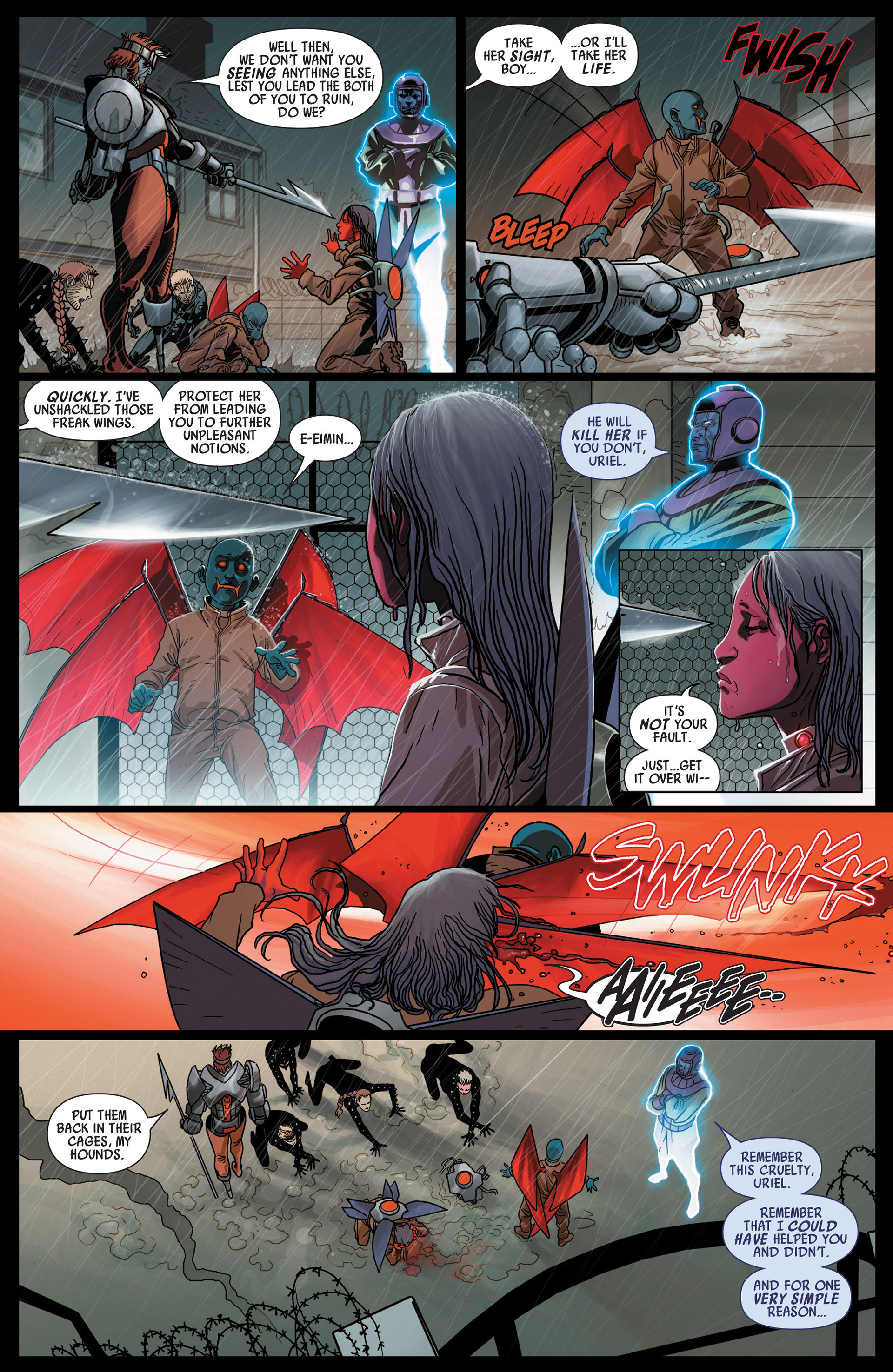 Read online Uncanny Avengers (2012) comic -  Issue #12 - 5