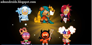 Cookie Run: OvenBreak MOD APK v1.13 Terbaru Pro Edition