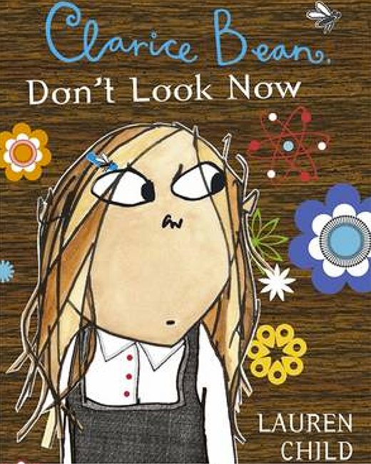 Clarice Bean by Lauren Child