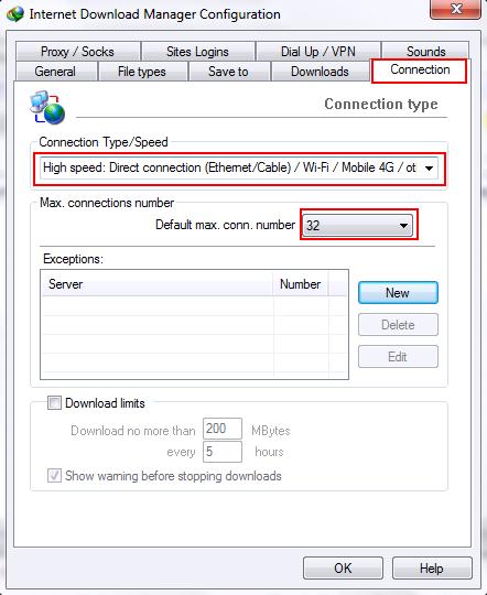 Cara Mempercepat Proses Download IDM 2