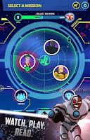 Justice League Game Action Run Mod Apk v1.0 (Unlimited Money)