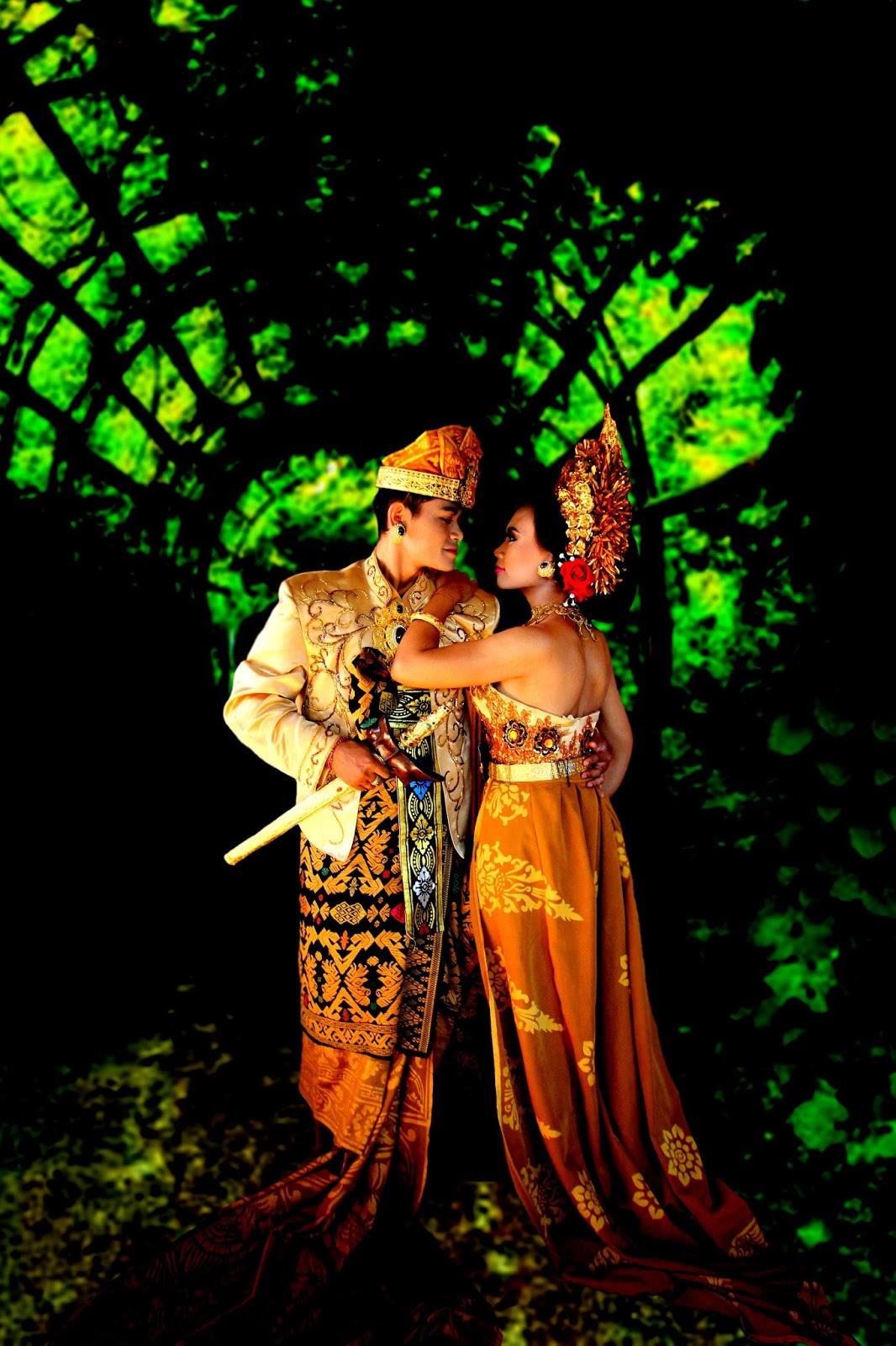 Rumah Adat Dan Pakaian Adat Bali nama pakaian adat bali disebut denah