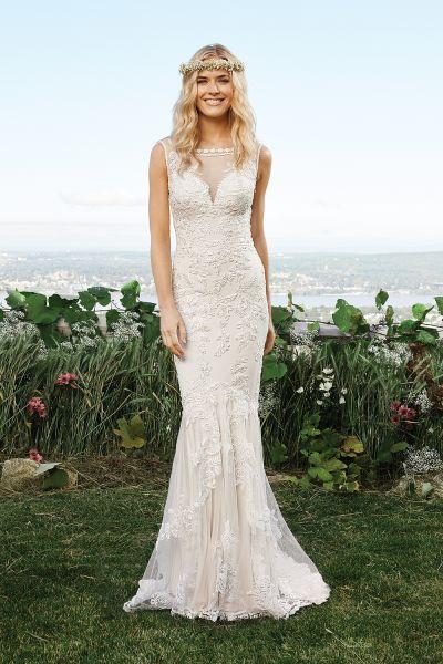 qExclusivos vestidos de novias | Colección Lillian West