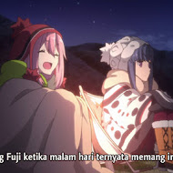 Yuru Camp Episode 03 Subtitle Indonesia