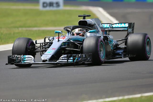 MERCEDES W09 - Gran Premio d'Ungheria
