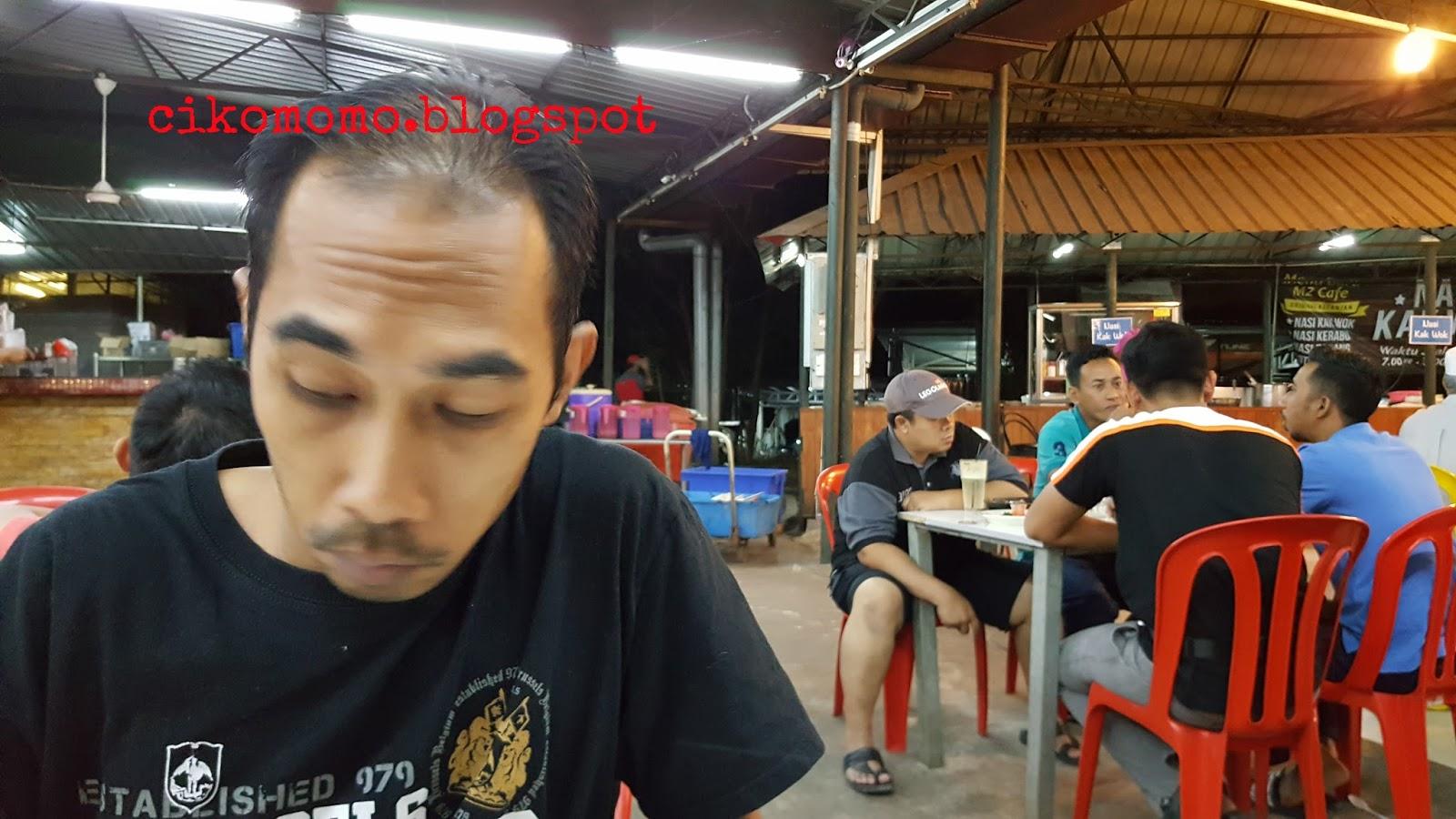 Mz Cafe Bangi Menu