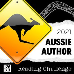 Aussie Author Challenge 2021