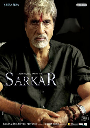 Sarkar 2005 BluRay 350Mb Full Hindi Movie Download 480p Watch Online bolly4u