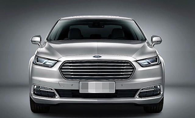 2020 Ford Taurus Exterior Redesign-1