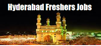 Hyderabad Freshers Jobs