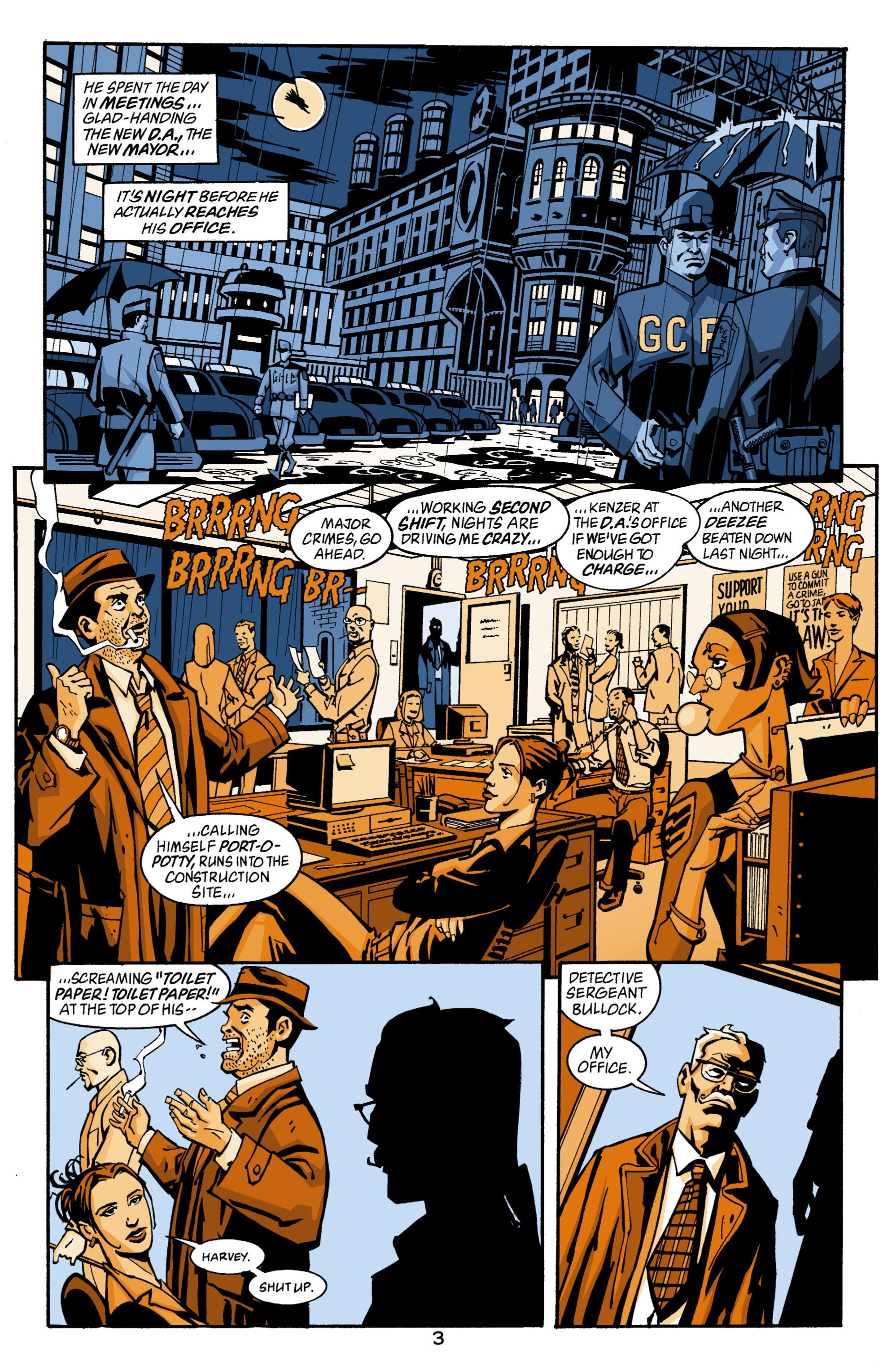 Detective Comics (1937) 742 Page 3