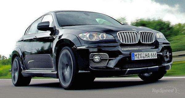 SUV BMW X6
