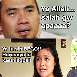 Meme Lucu Saipul Jamil bersama Nassar bahkan Jessica