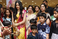 Actress Adah Sharma Launches Saree Niketan Showroom  0007.jpg