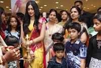 Actress Adah Sharma Launches Saree Niketan Showroom  0007.jpg