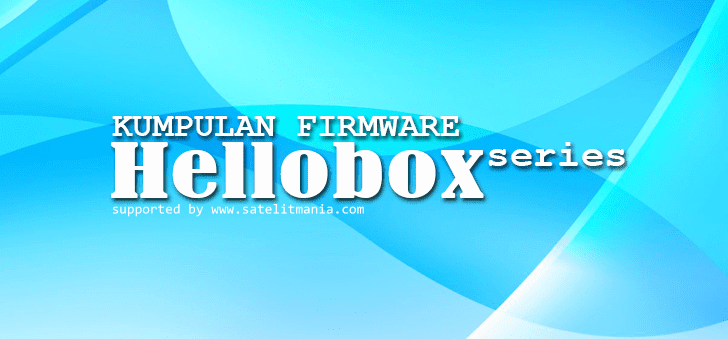 Kumpulan Firmware Receiver Hellobox Series