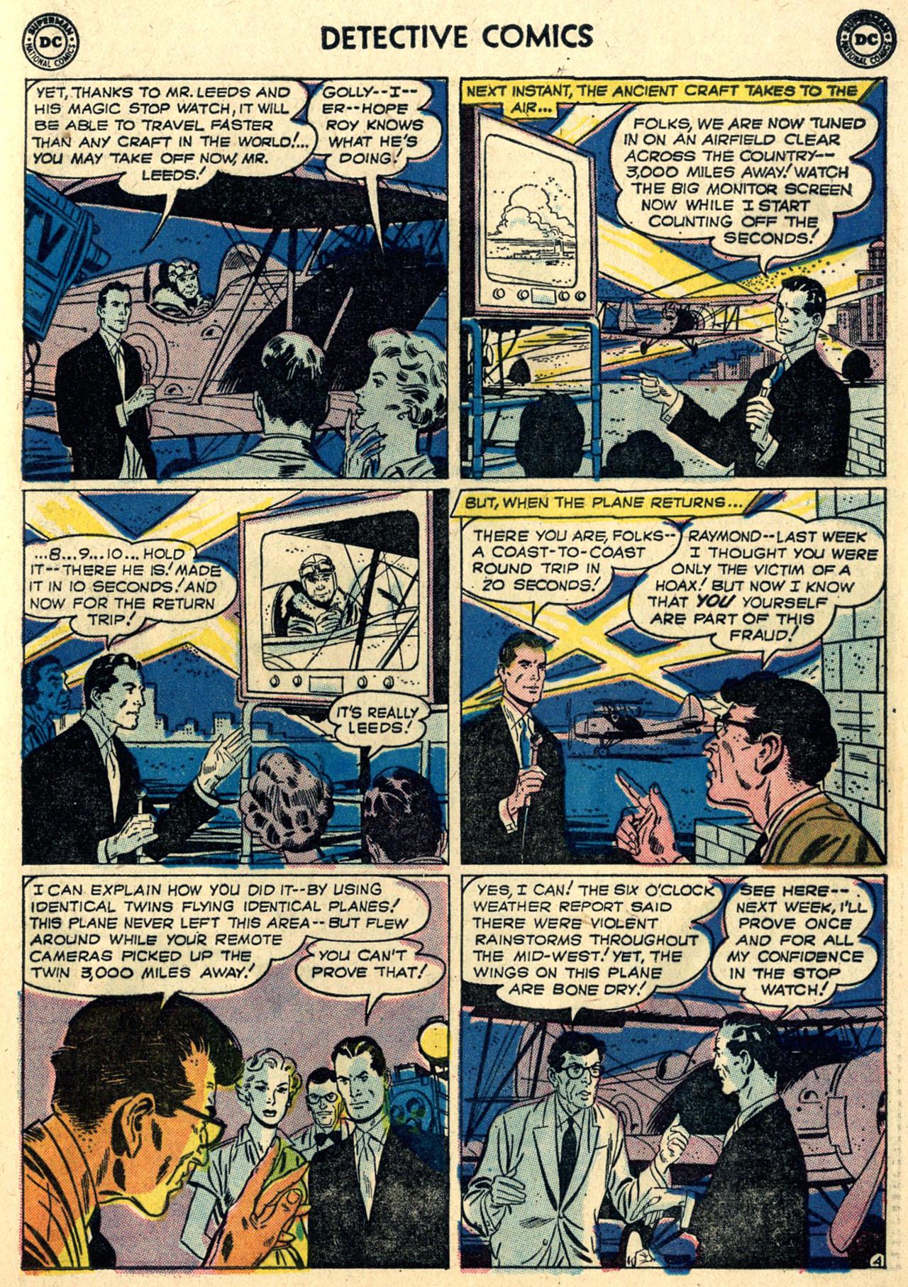 Detective Comics (1937) 266 Page 20
