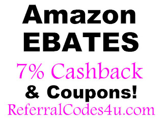 Amazon Ebates Cashback February, March, April, May, June, July 2016