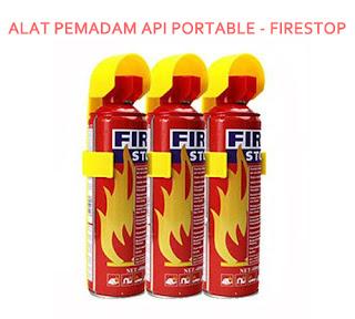 Alat Pemadam Api Portable - Fire Stop