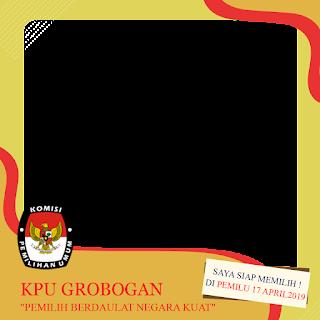 Selfie Challenge KPU Grobogan