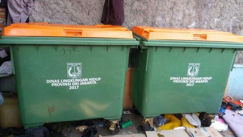 Heboh Tempat Sampah Senilai Miliaran, Begini Faktanya
