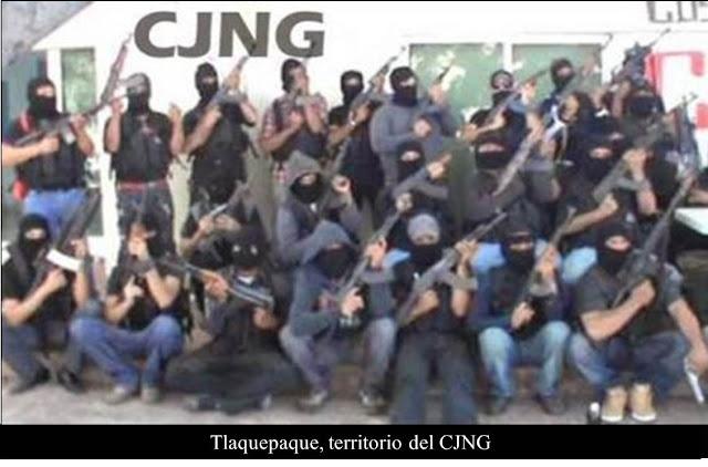 El Cártel de Jalisco Nueva Generación confundió a estudiantes de cine
