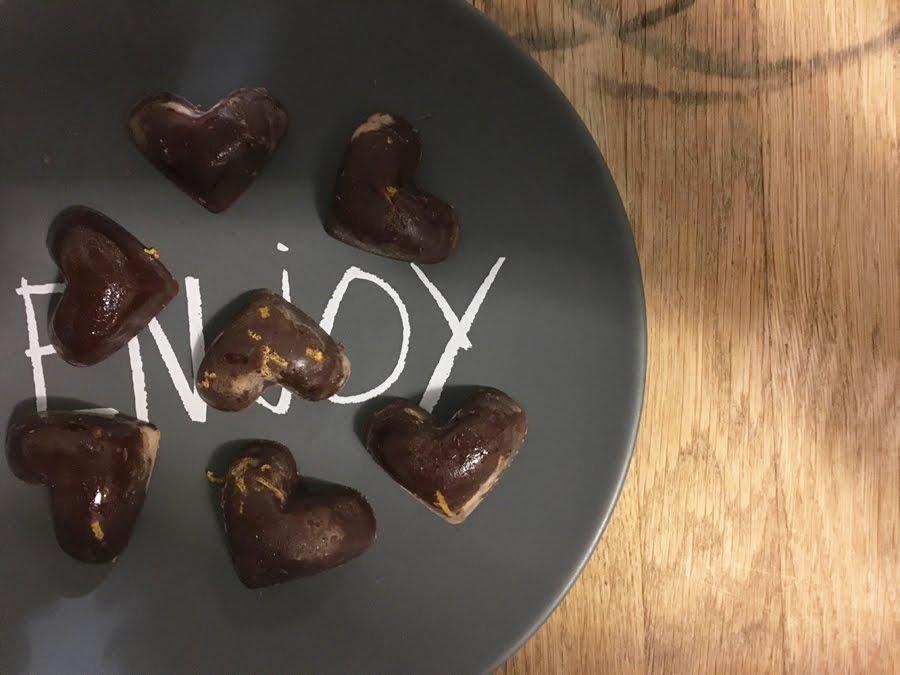 Alice Mary Barnes' Raw Christmas Chocolates Recipe