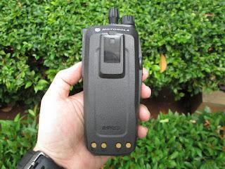 Handy Talky Motorola ATS2500i Trunking Baru