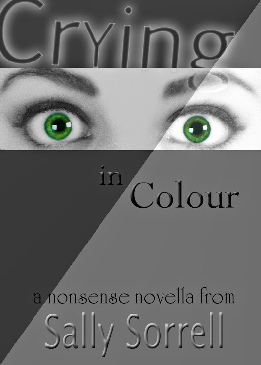 Crying in Colour - Sally Sorrell