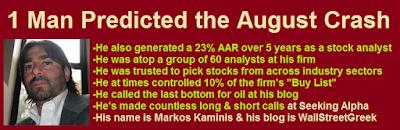 who predicted stock market correction