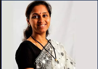 supriya sule won from baramati