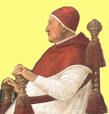 Papa Sisto IV (Francesco Della Rovere)