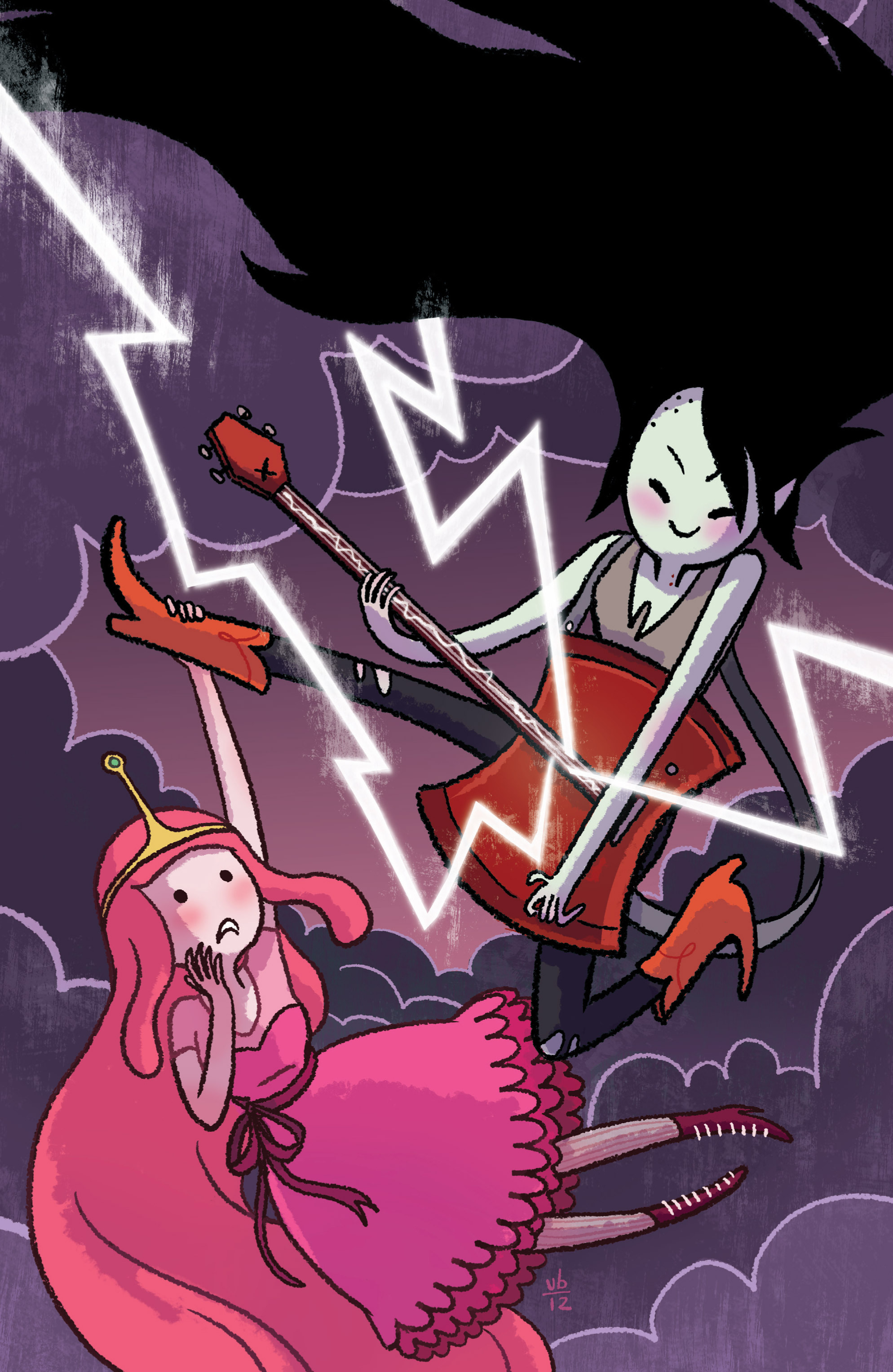 Read online Adventure Time: Marceline and the Scream Queens comic -  Issue #3 - 4