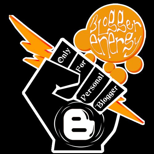 Logo Blogger Energy