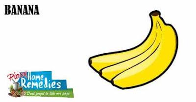 Home Remedies For Peeling Fingertips: Banana