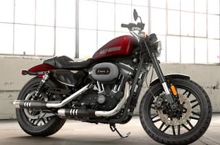Harley Davidson Roadster Velocity Red