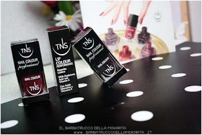 packaging sweet temptation collection, polish, lipstick, rossetti , smalti unghie by tns cosmetics