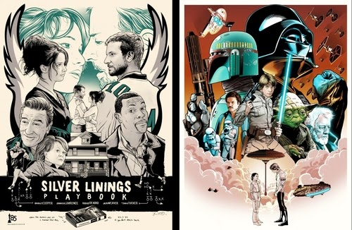 00-Silver-Linings-Play-Book-and-Start-Wars-Film-and-TV-Series-Posters-US-Artist-Joshua-Budich-www-designstack-co