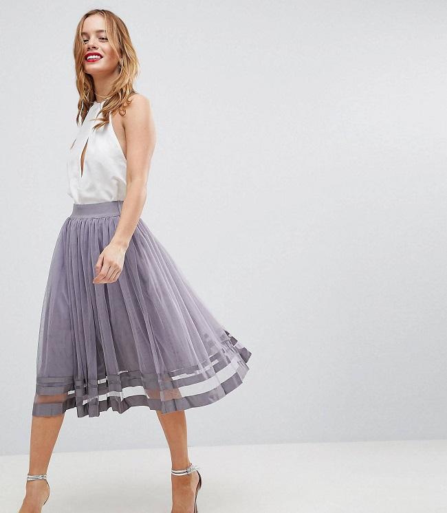 ee48cbf17 ▷ 19 faldas de tul para ser la invitada de boda perfecta - ▷ Blog ...