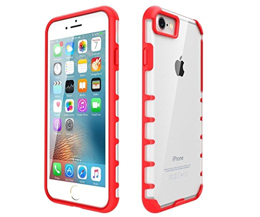 Answer Reinforced TPU Bumper Hybrid Protective Case