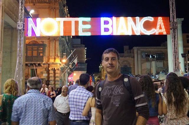 Notte bianca la valeta Malta